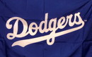 NEOPlex F-1502 Los Angeles Dodgers 2'X 3 Mlb Flag
