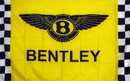 NEOPlex F-1510 Bentley Checkered Automotive 3'X 5' Flag