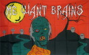 NEOPlex F-1619 Me Want Brains Zombie 3'X 5' Flag