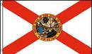 NEOPlex F-1636 Florida State 2'X 3' Flag
