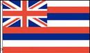 NEOPlex F-1638 Hawaii State 2'X 3' Flag