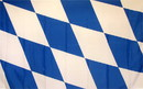 NEOPlex F-1683 Bavaria Country 3'X 5' Poly Flag