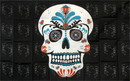 NEOPlex F-1688 Sugar Skull Teal & Red 3'X 5' Flag