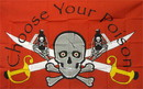 NEOPlex F-1690 Choose Your Poison 3'X 5' Flag