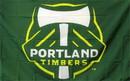 NEOPlex F-1693 Portland Timbers 3'X 5' Flag