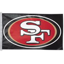 NEOPlex F-1807 San Francisco 49Ers Black 3X5 Flag