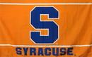 NEOPlex F-1817 Syracuse Orangemen Logo 3'X 5' College Flag