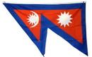 NEOPlex F-1818 Nepal 3'X 5' Flag