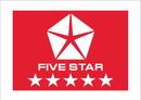 NEOPlex F-1868 Fivestar Logo Red 30