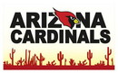 NEOPlex F-1900 Arizona Cardinals 3'X 5' Nfl Flag