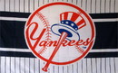 NEOPlex F-1904 New York Yankees Baseball 3'X 5' Mlb Flag