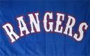 NEOPlex F-1911 Texas Rangers Blue 3'X 5' Mlb Flag
