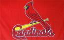 NEOPlex F-1916 St. Louis Cardinals 3'X 5' Mlb Flag