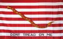 NEOPlex F-1937 First Navy Jack 3X5 Flag