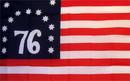 NEOPlex F-2061 76 Bennington Historical 3'X 5' American Flag