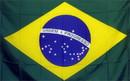 NEOPlex F-2077 Brazil 3'X 5' Flag World Cup