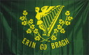NEOPlex F-2161 Erin Go Bragh Historical 3'X 5' Flag