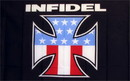 NEOPlex F-2253 Infidel 3'X 5' Novelty Flag