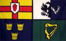 NEOPlex F-2261 Irish Provinces 3'X 5' Flag