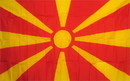 NEOPlex F-2302 Macedonia Country 3'X 5' Poly Flag