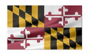 NEOPlex F-2314 Maryland State 3'X 5' Flag