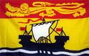 NEOPlex F-2352 New Brunswick Province 3'X 5' Flag