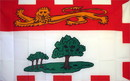 NEOPlex F-2435 Prince Edward Island Province 3'X 5' Flag