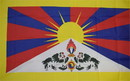 NEOPlex F-2551 Tibet Country 3'X 5' Poly Flag