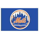 NEOPlex F-2660 New York Mets 3'X 5' Baseball Flag
