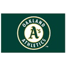 NEOPlex F-2661 Oakland Athletics 3'X 5' Baseball Flag