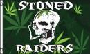NEOPlex F-2673 Stoned Raiders 3'X5' Flag