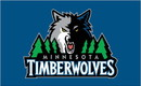 NEOPlex F-2698 Minnesota Timberwolves Nba 3' X 5' Poly Flag