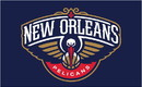 NEOPlex F-2699 New Orleans Pelicans Nba 3' X 5' Poly Flag
