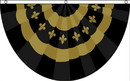 NEOPlex F-2799 Fleur De Lis Bunting (Shaped) Poly 3' X 5' Flag