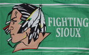 NEOPlex F-2839 Fighting Sioux 3'X5' Poly Flag