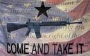 NEOPlex F-8036 Come And Take It 2Nd Amendment Patriotic Custom 3'X 5' Flag
