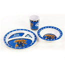 NEOPlex K31110 Kentucky Kid'S Dish Set 3Pc