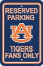 NEOPlex K50205 Auburn Tigers Parking Sign