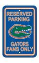 NEOPlex K50218 Florida Gators Parking Sign