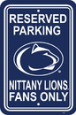 NEOPlex K50256 Penn State Nittany Lions Parking Sign