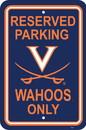 NEOPlex K50269 Virginia Cavaliers Parking Sign 12