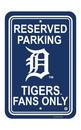 NEOPlex K60206 Detroit Tigers Parking Sign