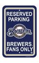 NEOPlex K60208 Milwaukee Brewers Parking Sign