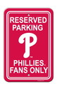 NEOPlex K60222 Philadelphia Phillies Parking Sign