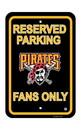 NEOPlex K60223 Pittsburgh Pirates Parking Sign