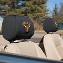 NEOPlex K82034 Texas Longhorns Headrest Covers