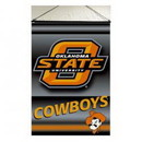 NEOPlex K87047 Oklahoma State Cowboys Indoor Banner Scroll