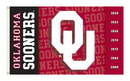 NEOPlex K92019-OKLAHOMA Oklahoma Sooners 3'X 5' Double Sided Flag