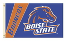 NEOPlex K92080 Boise State Broncos 3'X 5' Double Sided Flag