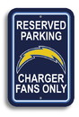 NEOPlex K92219 San Diego Chargers Parking Sign 12